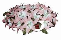 yapay karisik çiçek sepeti   Bursa İnternetten çiçek siparişi