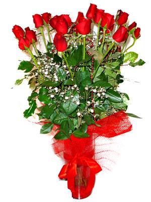 Bursa çiçek , çiçekçi , çiçekçilik  Çiçek gönder 11 adet kirmizi gül