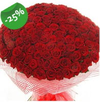 151 adet sevdiğime özel kırmızı gül buketi  Bursa çiçek gönderme sitemiz güvenlidir