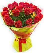 19 Adet kırmızı gül buketi  Bursa çiçek satışı