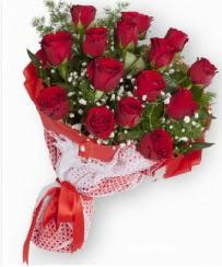 11 adet kırmızı gül buketi  Bursa hediye çiçek yolla