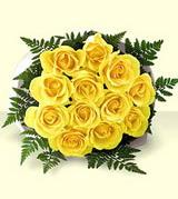 Bursa hediye çiçek yolla  12 adet sarigül kalite buket