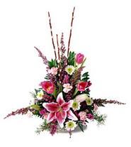 Bursa ucuz çiçek gönder  mevsim çiçek tanzimi - anneler günü için seçim olabilir
