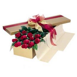Bursa hediye çiçek yolla  10 adet kutu özel kutu