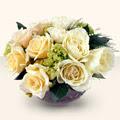 Bursa cicekciler , cicek siparisi  9 adet sari gül cam yada mika vazo da  Bursa hediye sevgilime hediye çiçek