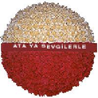 arma anitkabire - mozele için  Bursa çiçek online çiçek siparişi