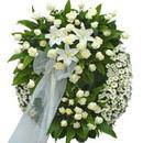 son yolculuk  tabut üstü model   Bursa ucuz çiçek gönder