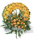 cenaze çiçegi celengi cenaze çelenk çiçek modeli  Bursa çiçek online çiçek siparişi