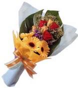 güller ve gerbera çiçekleri   Bursa çiçek online çiçek siparişi