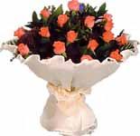 11 adet gonca gül buket   Bursa çiçek online çiçek siparişi