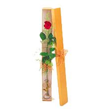 ince  kutuda  1  gül   Bursa çiçek servisi , çiçekçi adresleri