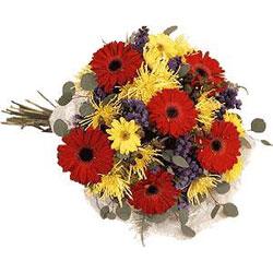 karisik mevsim demeti  Bursa hediye çiçek yolla