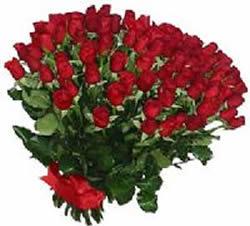 51 adet kirmizi gül buketi  Bursa çiçek gönderme