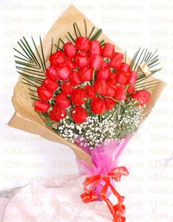 13 adet kirmizi gül buketi   Bursa çiçek servisi , çiçekçi adresleri