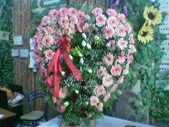 Bursa çiçek mağazası , çiçekçi adresleri  SEVDIKLERINIZE ÖZEL KALP PANO