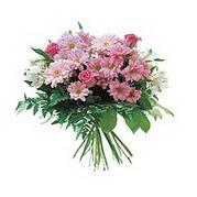 karisik kir çiçek demeti  Bursa güvenli kaliteli hızlı çiçek