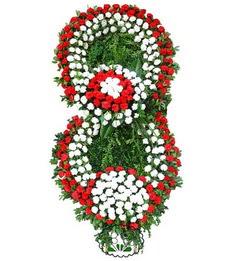 Görsel Cenaze çiçek , cenaze çiçek , çelengi  Bursa çiçekçi mağazası