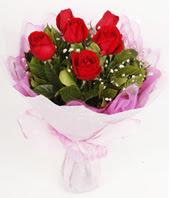 9 adet kaliteli görsel kirmizi gül  Bursa çiçek mağazası , çiçekçi adresleri