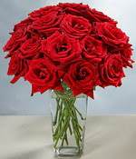 Bursa çiçek gönderme sitemiz güvenlidir  Sevdiklerinize özel ürün 12 adet cam içerisinde kirmizi gül  Bursa çiçek yolla , çiçek gönder , çiçekçi