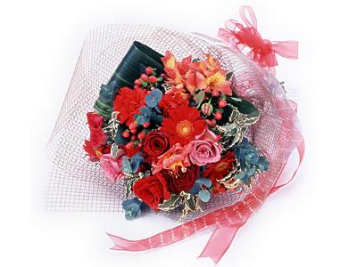 Karisik buket çiçek modeli sevilenlere  Bursa çiçekçi mağazası