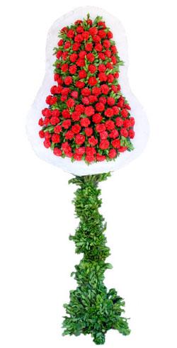 Dügün nikah açilis çiçekleri sepet modeli  Bursa hediye sevgilime hediye çiçek