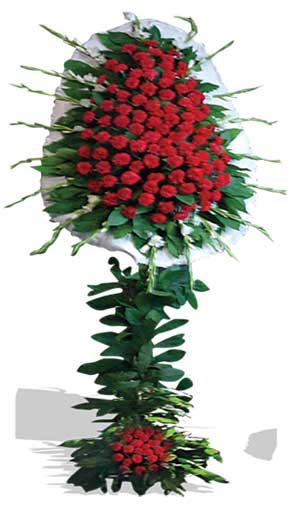 Dügün nikah açilis çiçekleri sepet modeli  Bursa çiçek online çiçek siparişi