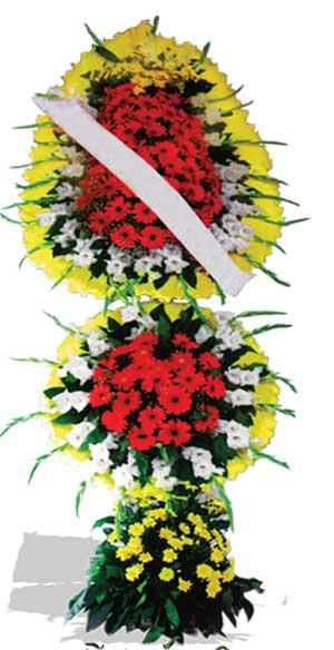 Dügün nikah açilis çiçekleri sepet modeli  Bursa çiçek servisi , çiçekçi adresleri