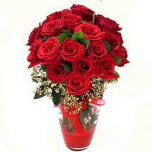 Bursa çiçek gönderme sitemiz güvenlidir   9 adet kirmizi gül