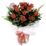 Bursa yurtiçi ve yurtdışı çiçek siparişi  9 adet güzel bir gül buketi