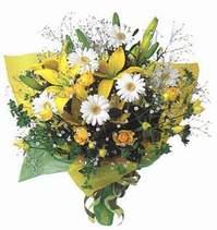 Bursa online çiçekçi , çiçek siparişi  Lilyum ve mevsim çiçekleri