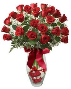 17 adet essiz kalitede kirmizi gül  Bursa online çiçek gönderme sipariş