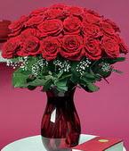 Bursa internetten çiçek siparişi  11 adet Vazoda Gül sevenler için ideal seçim
