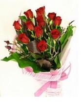 11 adet essiz kalitede kirmizi gül  Bursa internetten çiçek satışı