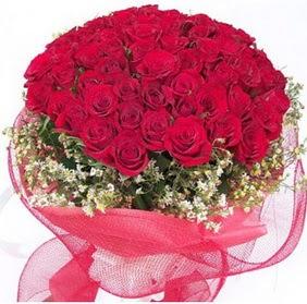 Bursa 14 şubat sevgililer günü çiçek  29 adet kırmızı gülden buket