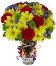 En güzel hediye karışık mevsim çiçeği  Bursa çiçek yolla , çiçek gönder , çiçekçi