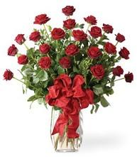 Sevgilime sıradışı hediye güller 24 gül  Bursa çiçek siparişi sitesi