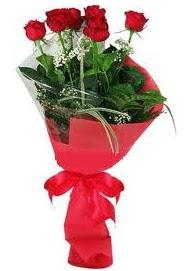 Çiçek yolla sitesinden 7 adet kırmızı gül  Bursa çiçek yolla