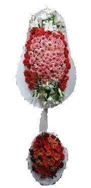 çift katlı düğün açılış sepeti  Bursa çiçek yolla
