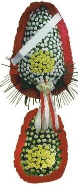 Çift katlı düğün açılış çiçeği  Bursa çiçek siparişi vermek