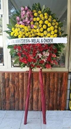 Bursa internetten çiçek satışı  Cenaze çiçek modeli