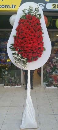 Tek katlı düğün nikah açılış çiçeği  Bursa ucuz çiçek gönder