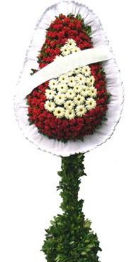 Çift katlı düğün nikah açılış çiçek modeli  Bursa hediye sevgilime hediye çiçek