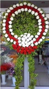 Cenaze çelenk çiçeği modeli  Bursa internetten çiçek satışı