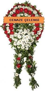 Cenaze çelenk modelleri  Bursa İnternetten çiçek siparişi