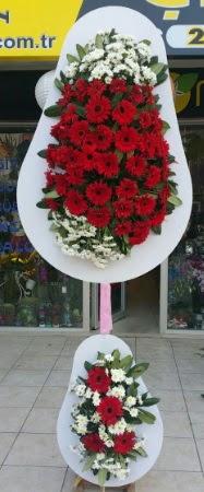 Çift katlı düğün nikah işyeri açılış çiçeği  Bursa hediye sevgilime hediye çiçek