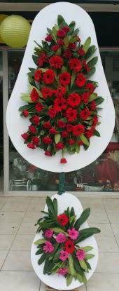 Çift katlı düğün nikah açılış çiçek modeli  Bursa çiçekçi telefonları