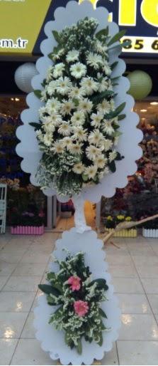 Çift katlı düğün nikah açılış çiçeği  Bursa kaliteli taze ve ucuz çiçekler