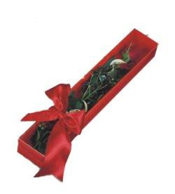 Bursa internetten çiçek siparişi  tek kutu gül sade ve sik