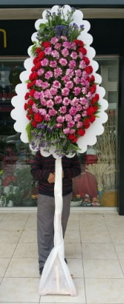 Tekli düğün nikah açılış çiçek modeli  Bursa güvenli kaliteli hızlı çiçek