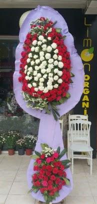 Çift katlı işyeri açılış çiçek modeli  Bursa online çiçekçi , çiçek siparişi